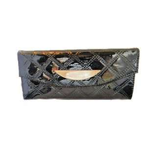 Kenneth Cole Reaction Embossed Quilted Wallet Clutch