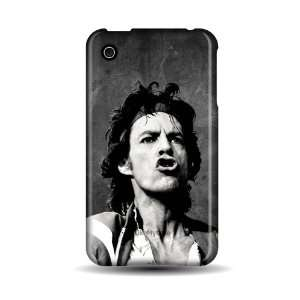 Rolling Stones Mick Jagger Style iPhone 3GS Case Cell