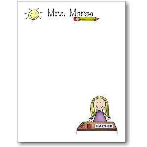 Pen At Hand Stick Figures   Small Full Color Pads (Teacher
