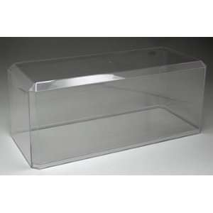 Testors   1/18 Car Display Case Clear (Plastic Model