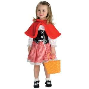 Lets Party By Rubies Costumes Cute Lil Red Riding Hood Toddler Costume