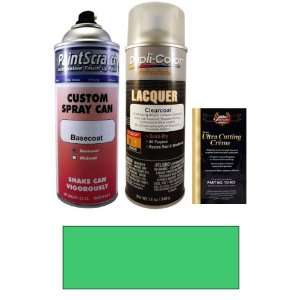 Spray Can Paint Kit for 2001 Mercedes Benz CLK Cabrio Class (810/6810