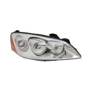 TYC 20 6677 90 Pontiac G6 Right Replacement Head Lamp