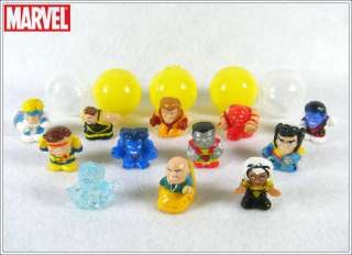 New SQUINKIES Marvel X MEN XMEN Super Hero Figure Xmas Loose Toy SMV03