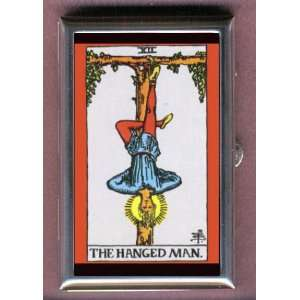 THE HANGED MAN TAROT CARD Coin, Mint or Pill Box Made in