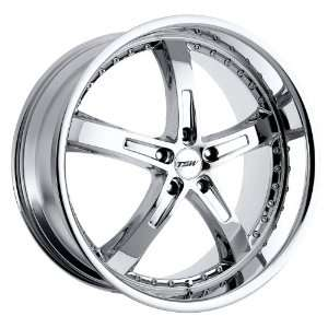 20 Inch 20x10 TSW wheels JARAMA Chrome wheels rims