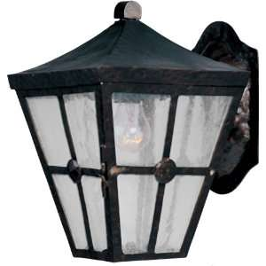 Maxim Lighting 30231CDCF Castille Outdoor Sconce, Country