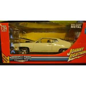 Johnny Lightning Ford Torino Diecast Car