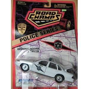 ROAD CHAMPS WASHINGTON STATE PATROL Toys & Games