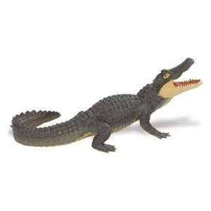 Safari 276429 Alligator Animal Figure  Pack of 6 Toys