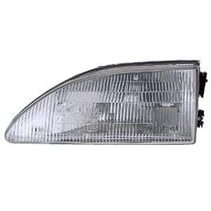 Eagle Eyes FR181 B001R Ford Passenger Side Head Lamp