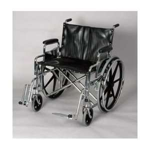Heavy Duty wheelchair   22 wide. This removable desk arm