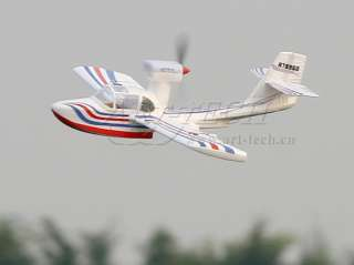 Seaplane Brushless Electric RC Airplane Rx R PnF ARF Sea Plane