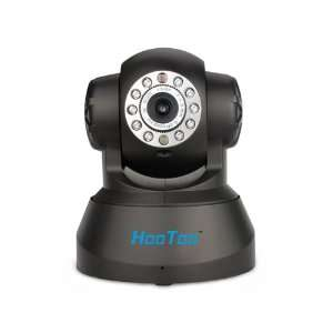 Email Alerts and Scheduled Events / Motion Detection, Black Camera