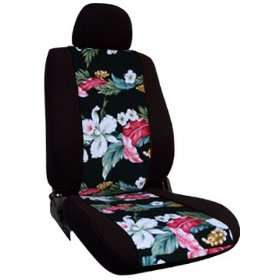Shear Comfort Custom Toyota Yaris Seat Covers   FRONT ROW