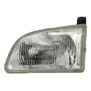 1998 00 TOYOTA SIENNA VAN HEADLIGHT ASSEMBLY, DRIVER SIDE