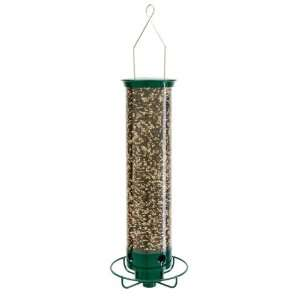 Droll Yankees Flipper Squirrel Proof Bird Feeder Patio