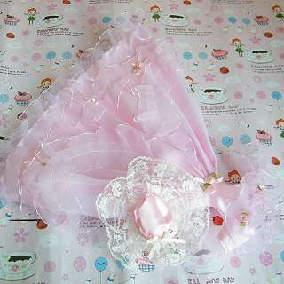 Princess Wedding Clothes Party Dress Gown for Barbie doll 013YA