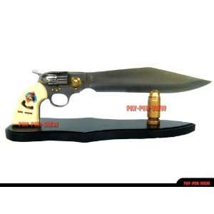 American Legend John Wayne Pistol dagger Knife Sports