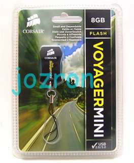 Corsair Voyager Mini 8GB 8G USB Flash Pen Drive Stick