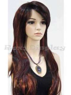Female Wig Mannequin Head Hair for Mannequin #WG T20B