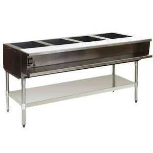 Eagle SWT4 208 4 Well Electric Water Bath Steam Table
