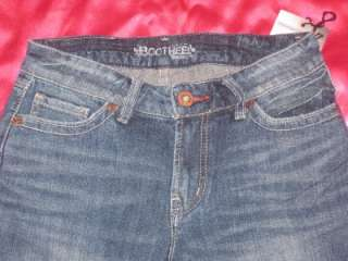 NWT~BOOTHEEL JEANS BY SHERYL CROW~KENNETT STRAIGHT MEDIUM WASH~SZ 26