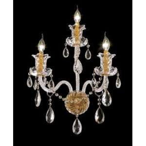 7832W3G Elegant Lighting Elizabeth Collection lighting