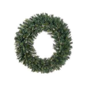 48 Mixed Sugen Pine Artificial Christmas Wreath   Unlit