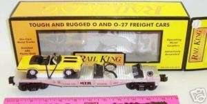 MTH 30 7693 MTH auto transportation flat car with ertl