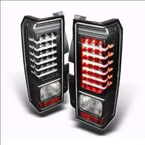 Spyder LED Euro / Altezza Tail Lights 06 09 Hummer H3