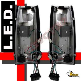 88 98 CHEVY SILVERADO GMC SIERRA LED TAIL LIGHTS 94 97