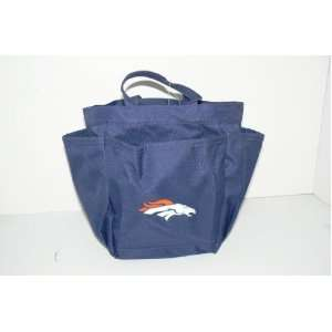 Denver Broncos Shower Tote Caddy