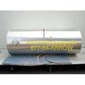 Volvo Aluminum Fuel Tank 150 gallon, 26? diameter, 70