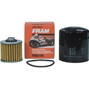 Fram Premium Quality Oil Filters Part # PH6100 Automotive
