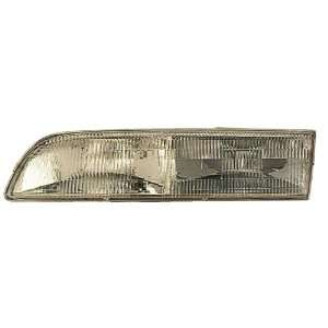 Ford Crown Victoria 92 97 Headlight Assy Head Lamp Driver