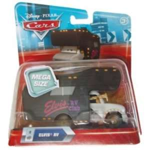 Disney Pixar Cars Mega Size Elvis RV Toys & Games