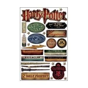 Harry Potter Epoxy Stickers; 3 Items/Order Arts, Crafts & Sewing