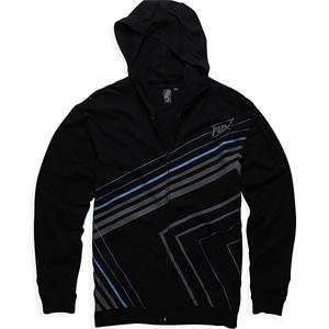 Fox Racing Clockwork Hoody   Medium/Black Automotive