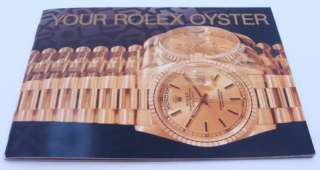 Rolex President 18308 Day Date 18K Yellow Gold Diamond Watch