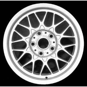 99 00 BMW 528IT 528 it ALLOY WHEEL RIM 16 INCH, Diameter 16, Width 7