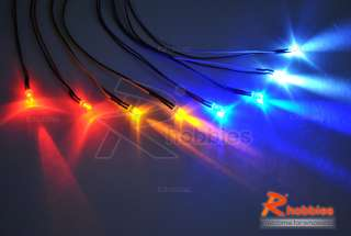 New R/c RC Car Ultra Bright LED Flashing Light System
