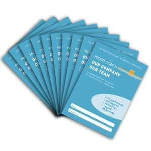 Pocket Guide Our Company, Our Team (10 Pcs./pack