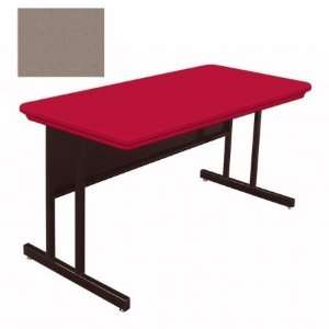 Blow Molded Plastic Top Computer Tables