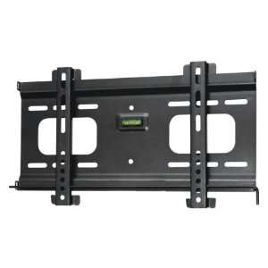 Ultra Slim Low Profile Wall Mount Bracket for LCD Plasma (Max 165Lbs
