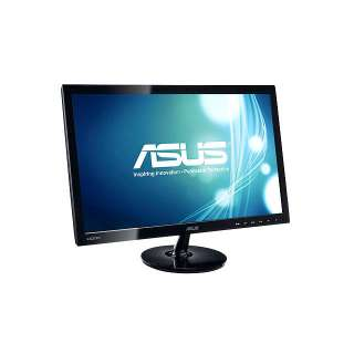 ASUS 23 WideScreen DVI VGA HD LED LCD Monitor VS238H P