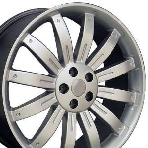 Wheel Fits Land Rover Range Rover   Hyper Silver 22x9