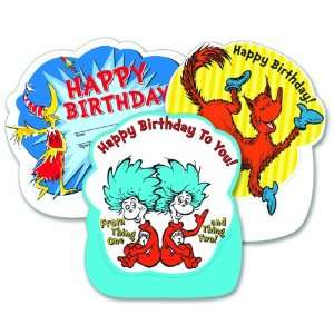 Eureka Dr. Seuss, Happy Birthday Stand Up Recognition