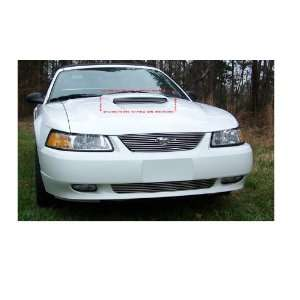1999 2002 FORD MUSTANG GT BILLET HOOD SCOOP GRILLE