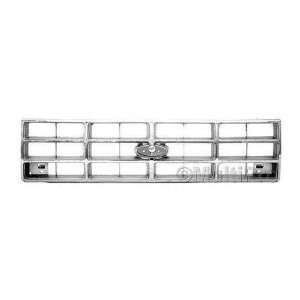 FORD TRUCK RANGER Grille assy bright; except GT 1989 1990